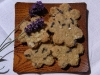 44 Lavender and Oat Biscuits